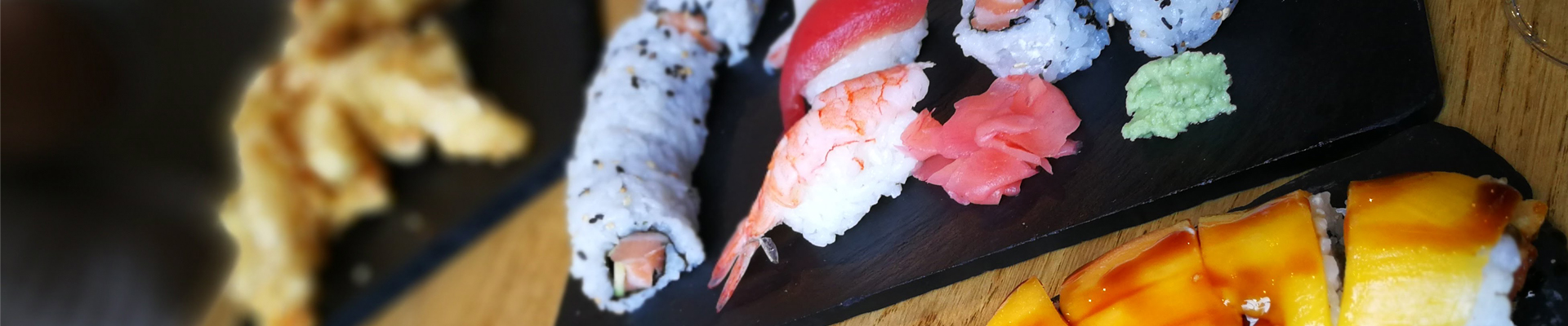 Myo sushi menu tapas