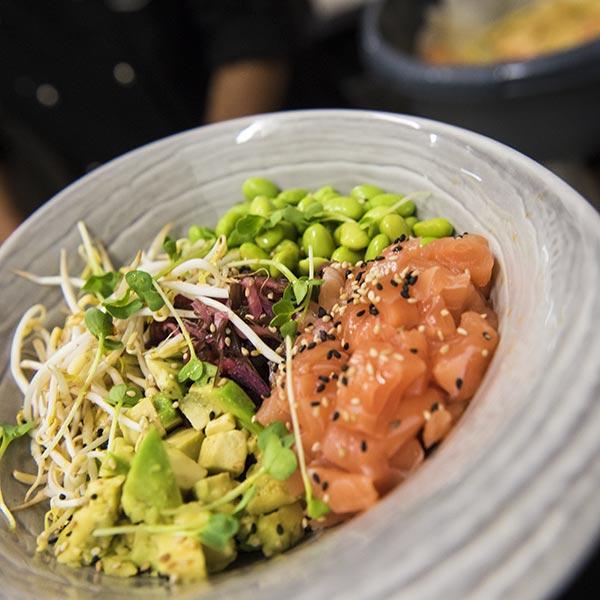 Myo sushi menu pranzo